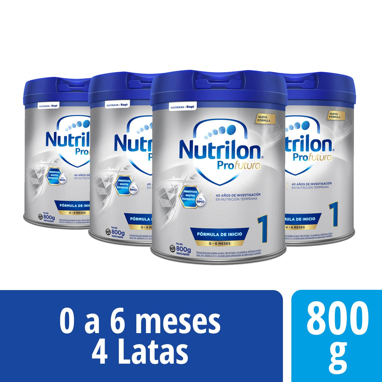Pack Nutrilon Profutura 1