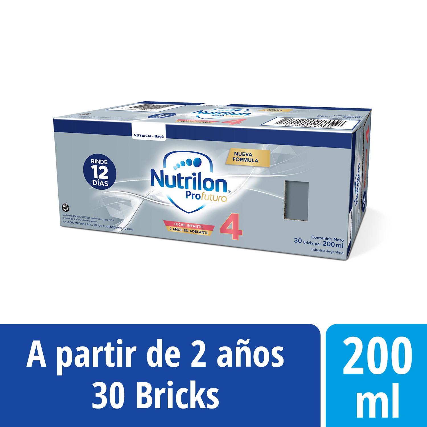 Nutrilon Profutura 4 - Brick 200 ml