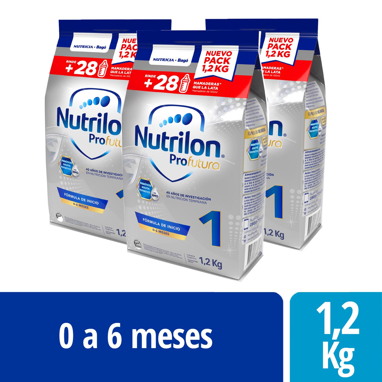 Pack Nutrilon Profutura 1 - Pouch 1,2 kg
