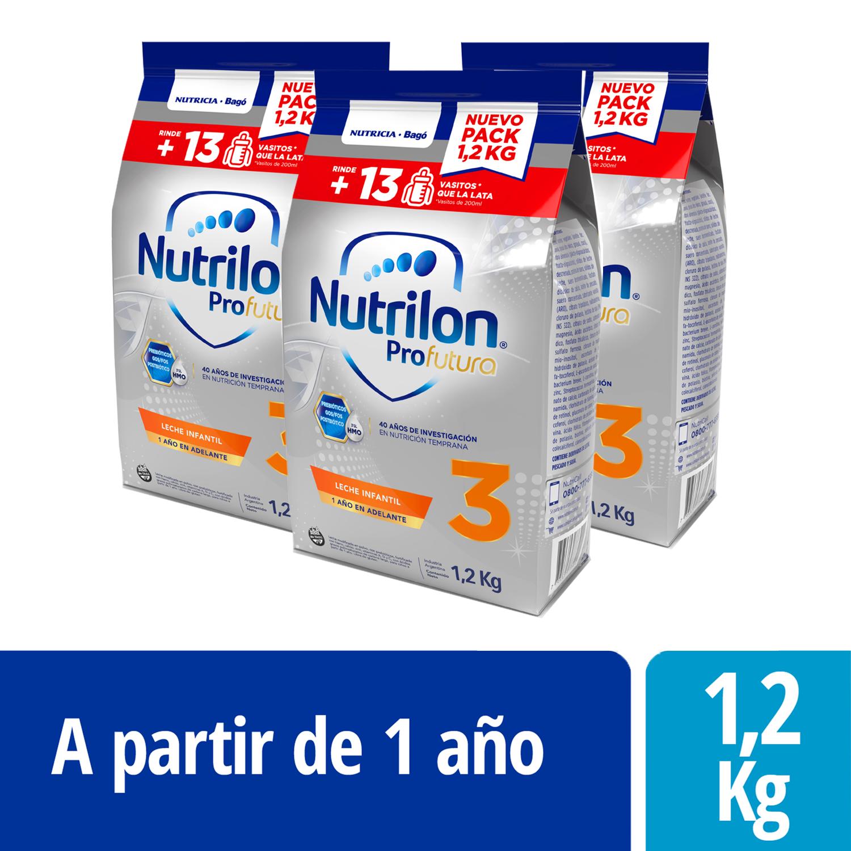 Pack Nutrilon Profutura 3 - Pouch 1,2 kg
