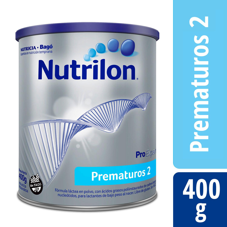 Nutrilon Prematuros 2 - Polvo 400 g