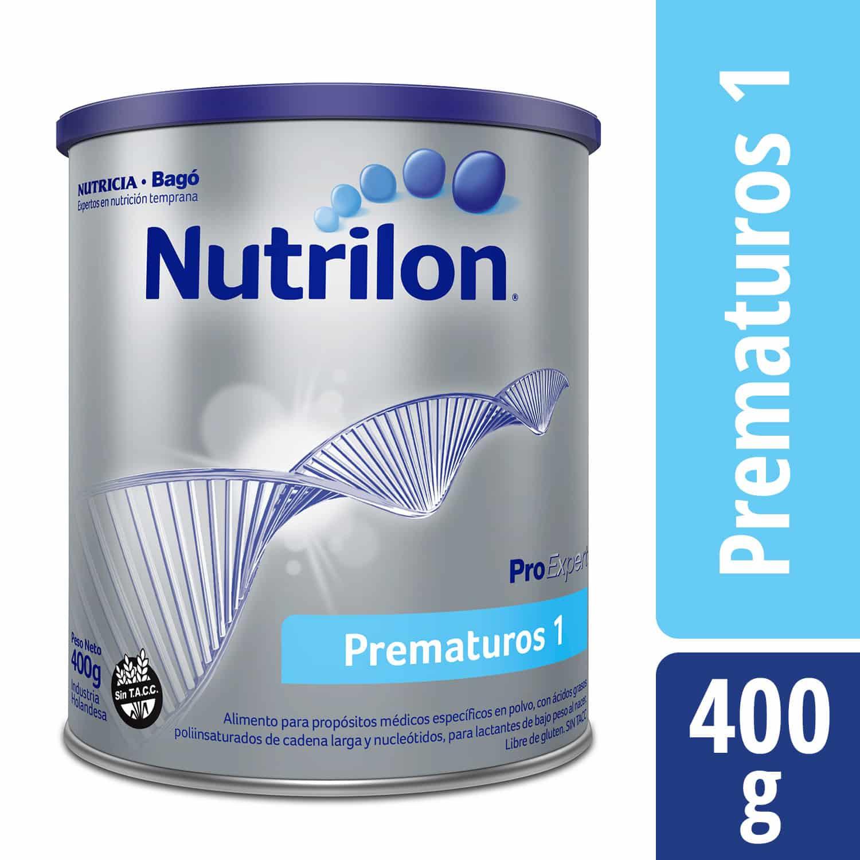 Nutrilon Prematuros 1 - Polvo 400 g