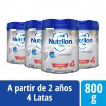 Pack Nutrilon Profutura 4