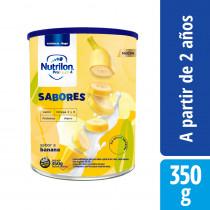 Nutrilon 4 Sabores Banana - Lata 350 g
