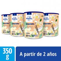 Pack Nutrilon Sabores Vainilla Lata 350 g