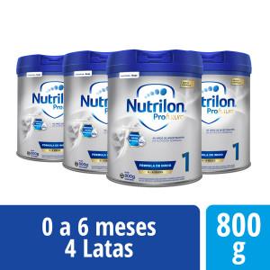 Pack Nutrilon Profutura 1 - Lata 800 g