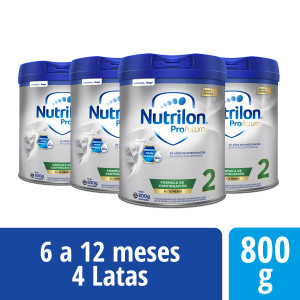 Pack Nutrilon Profutura 2 - Lata 800 g