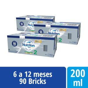 Pack Nutrilon Profutura 2 - Brick 200 ml