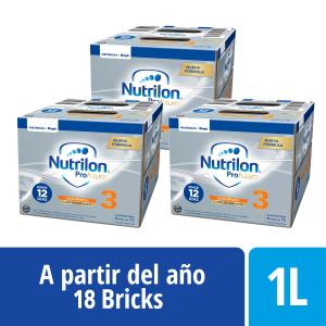 Pack Nutrilon Profutura 3 - Brick 1 L