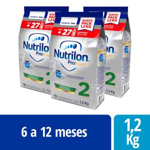 Pack Nutrilon Profutura 2 - Pouch 1,2 kg