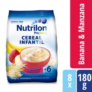 Cereales Nutrilon Profutura Banana y Manzana