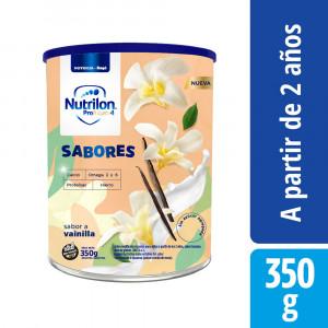 Nutrilon 4 Sabores Vainilla - Lata 350 g